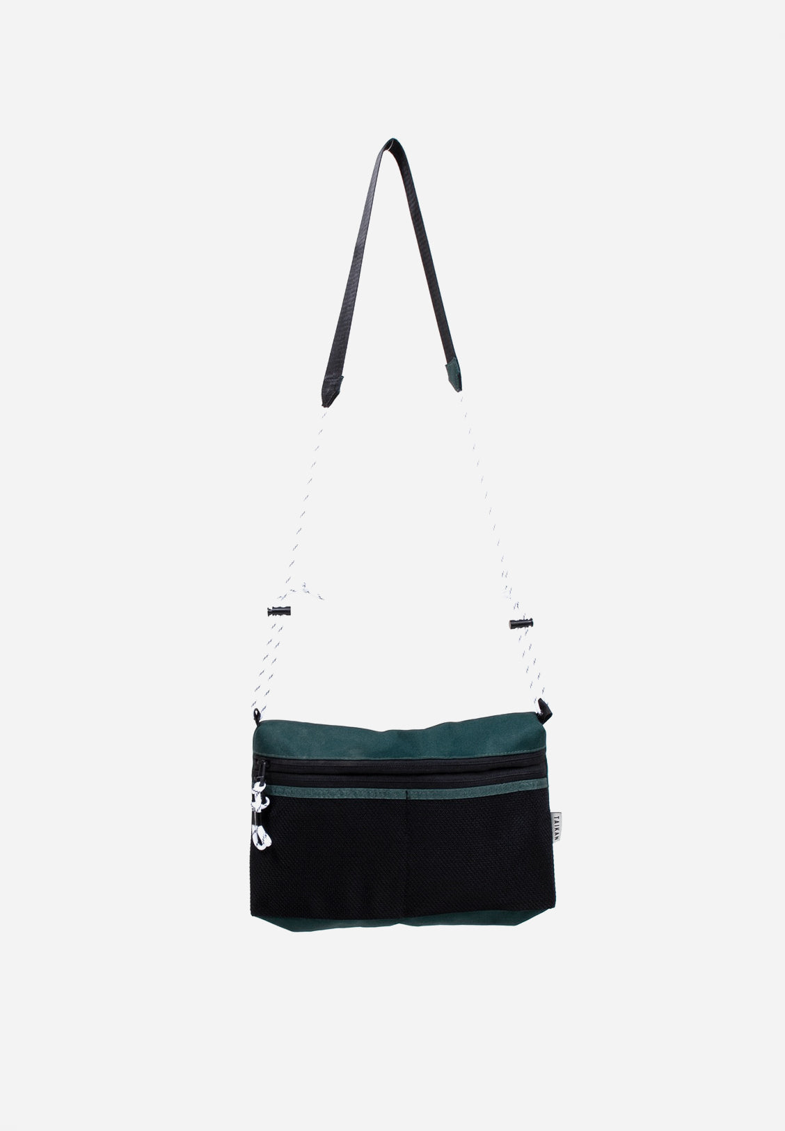 TAIKAN - SACOCHE BAG SMALL, GREEN