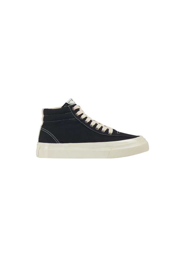 S.W.C MENS VARDEN CANVAS, BLACK