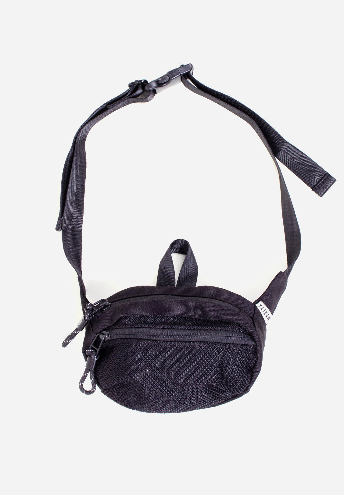 TAIKAN - STINGER BAG, BLACK