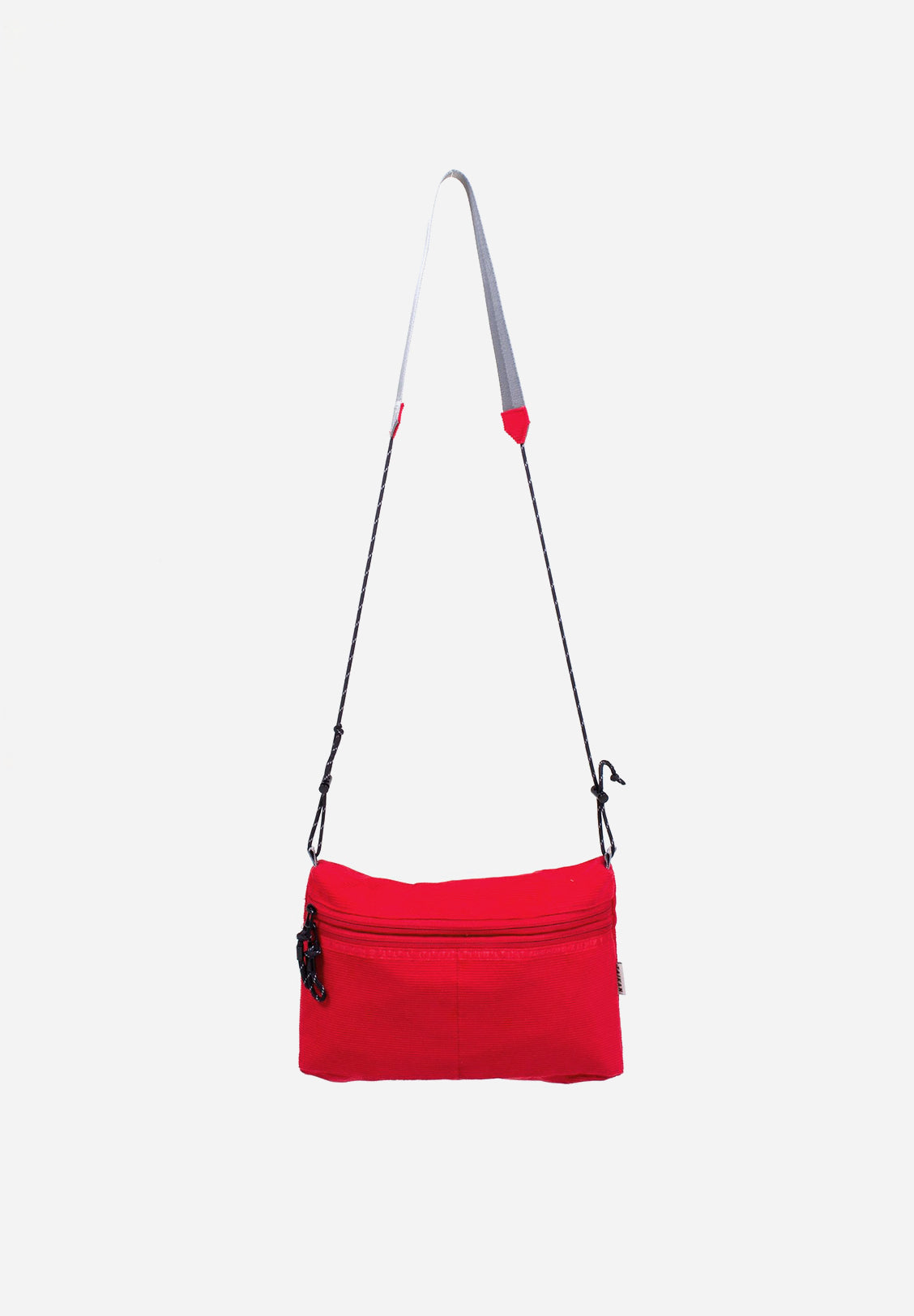 SACOCHE BAG SMALL, RED