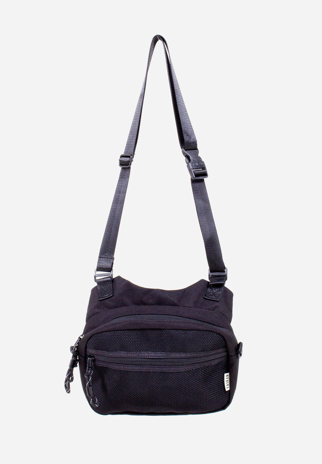 TAIKAN - SHOKI BAG, BLACK