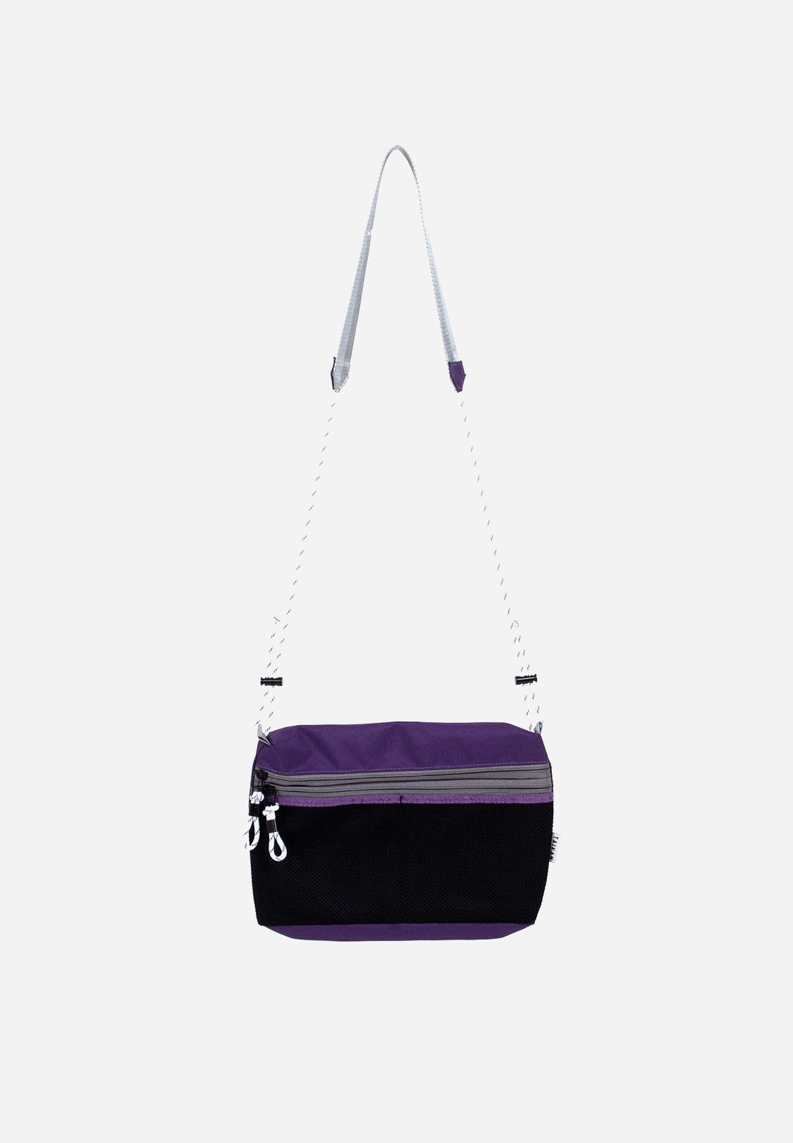 SACOCHE BAG SMALL, PURPLE