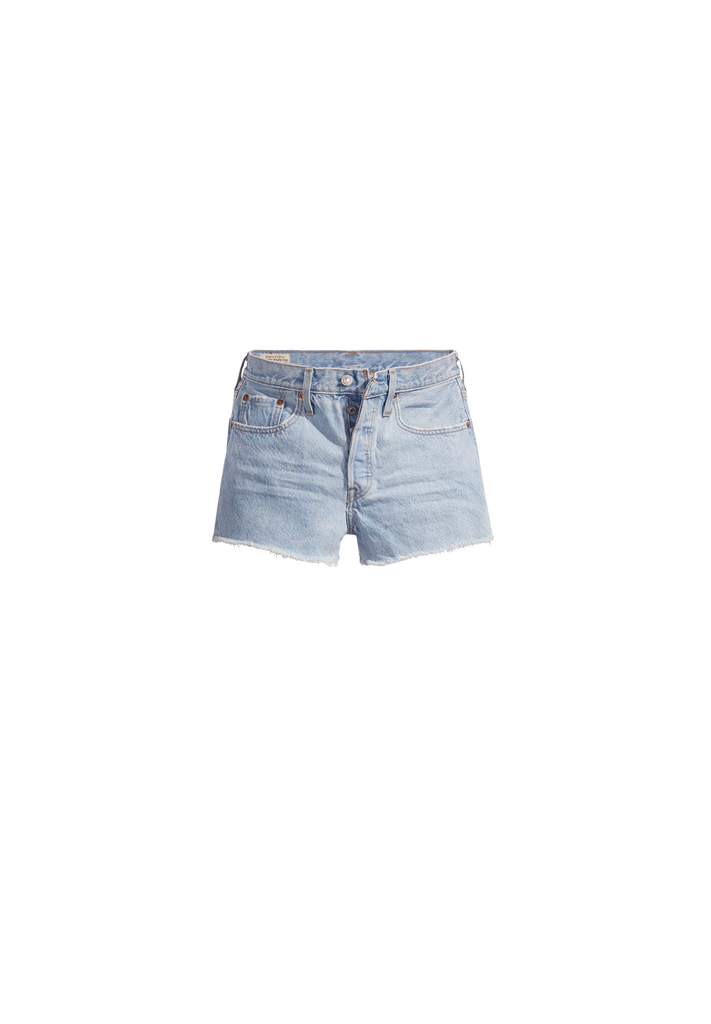 LEVI'S – WOMENS 501® ORIGINAL SHORT, LUXOR CHILL