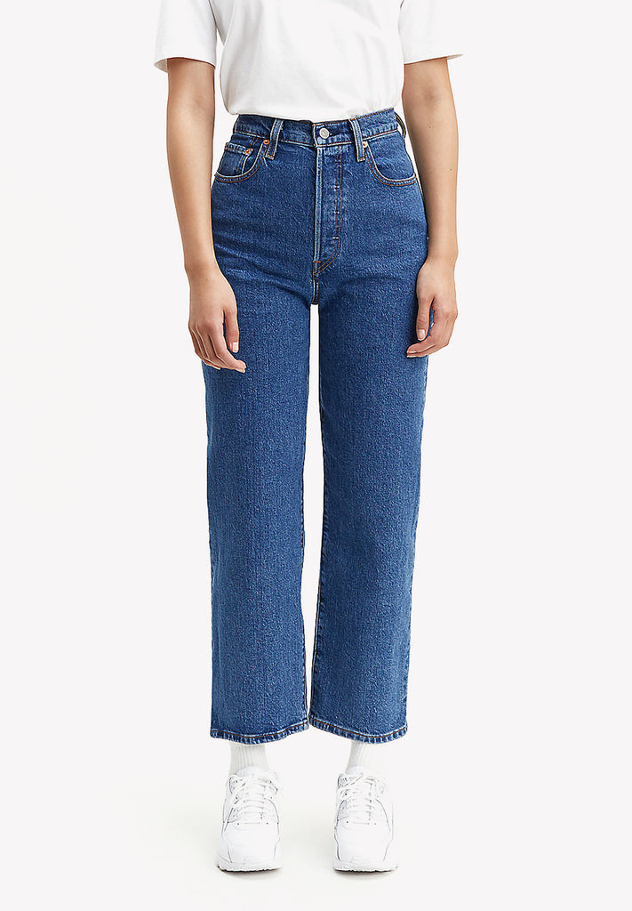 LEVI'S – WOMENS RIBCAGE STRAIGHT ANKLE, GEORGIE