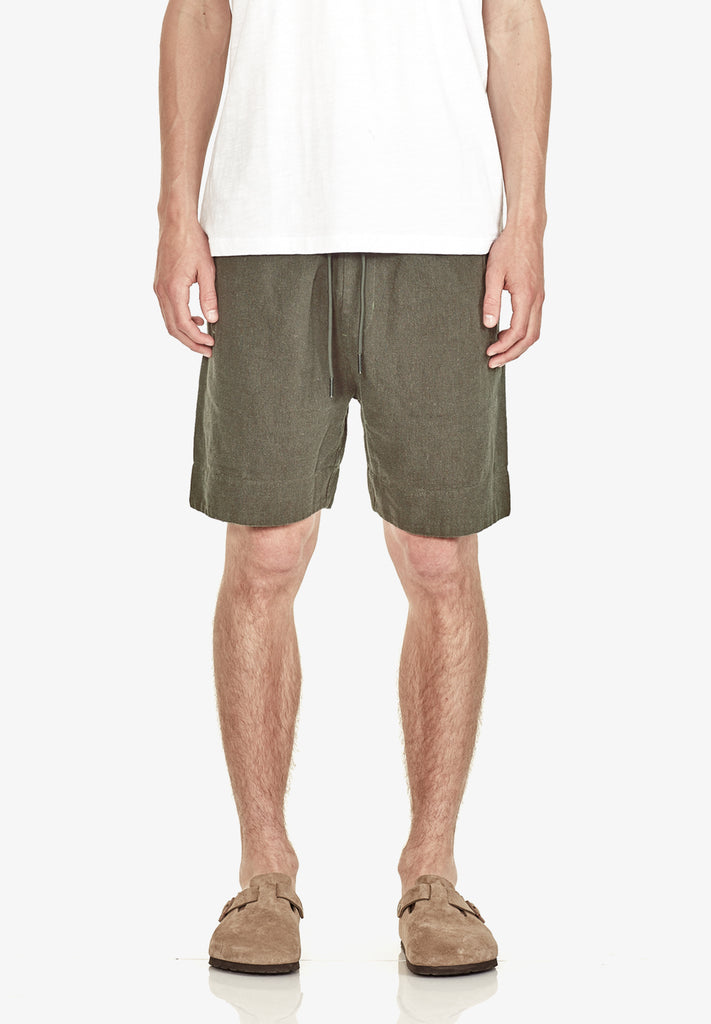 MEN'S STANDARD WALKSHORT, KHAKI