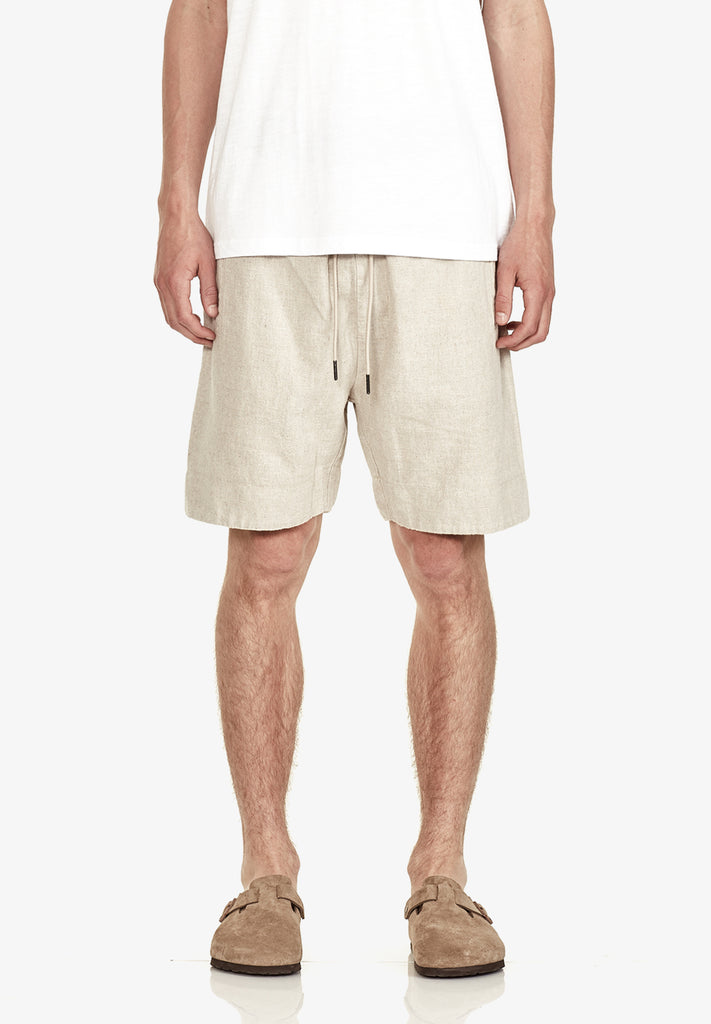 MEN'S STANDARD WALK SHORT, NATURAL