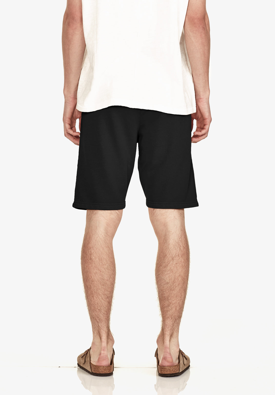 MEN'S LEISURE SHORT, VINTAGE BLACK