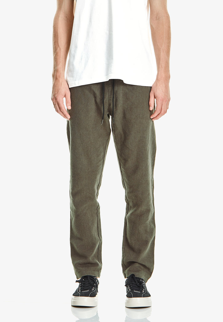 MEN'S LEISURE PANT, KHAKI