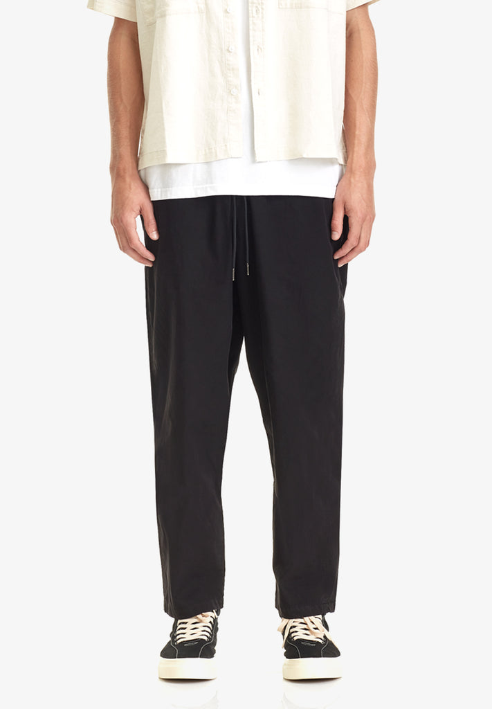 MEN'S COTTON FLIGHT PANT, BLACK