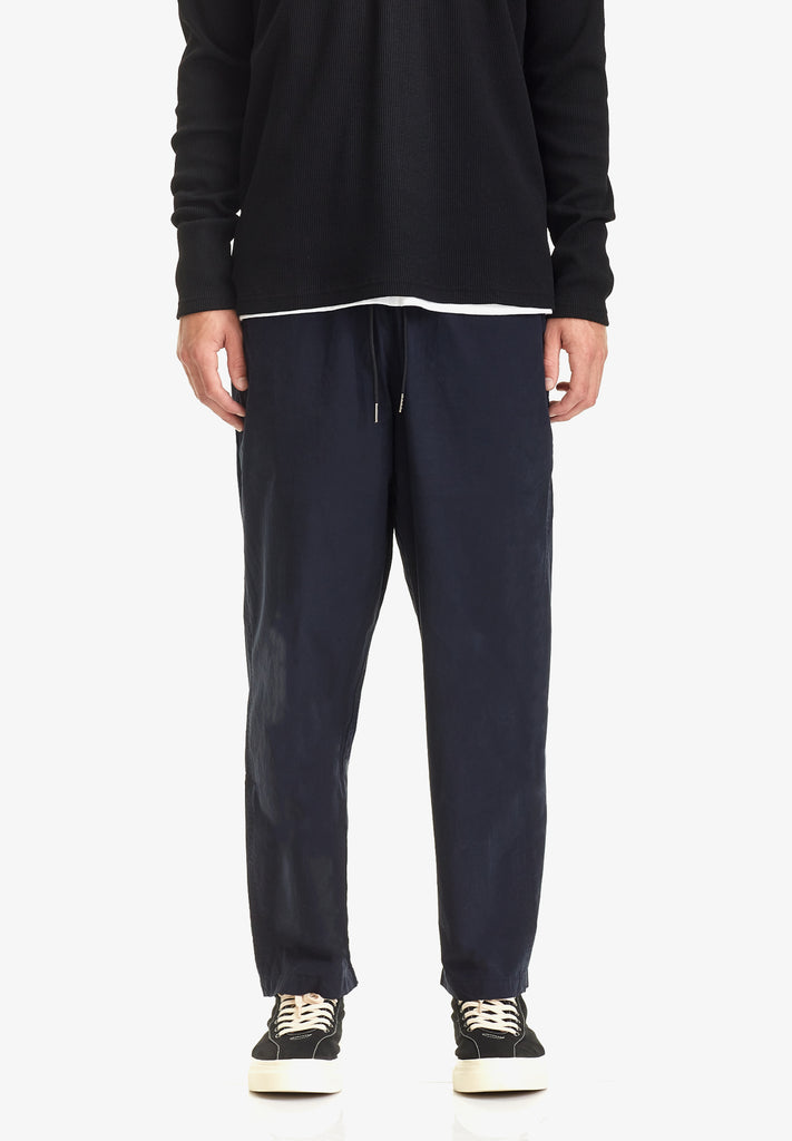 MEN'S COTTON FLIGHT PANT, NAVY