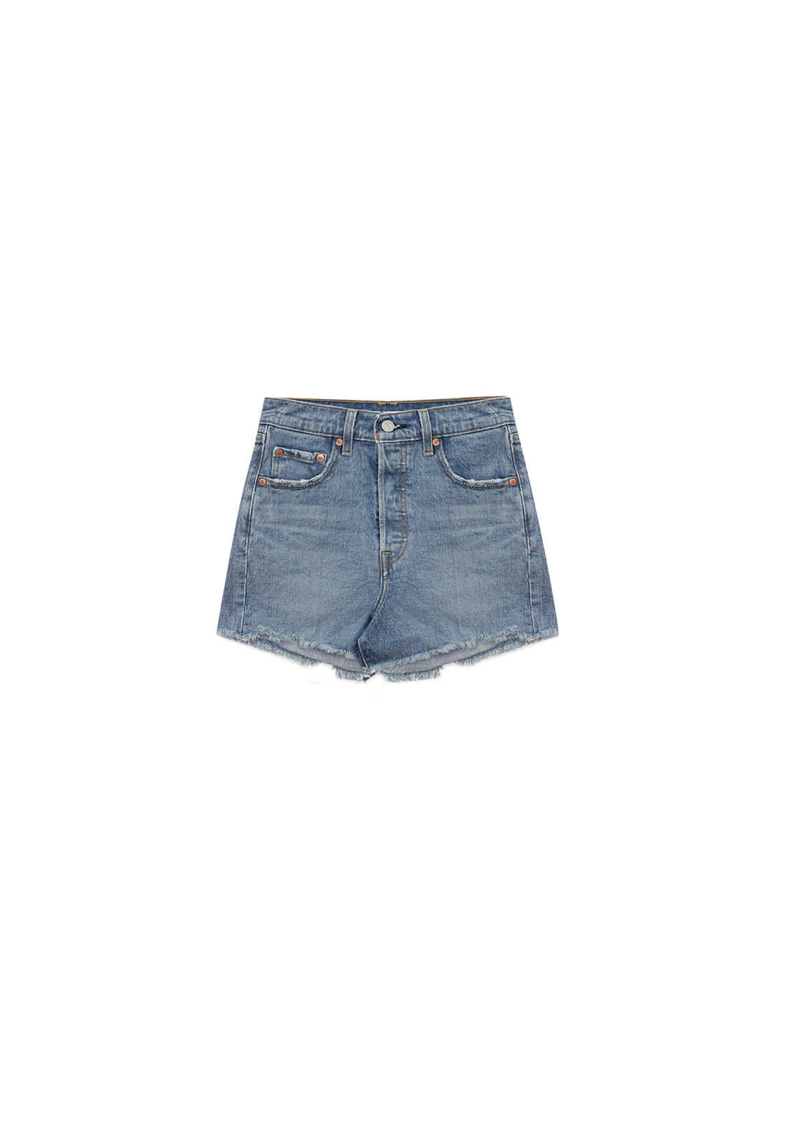 LEVI'S – WOMENS RIBCAGE SHORT, URBAN OASIS
