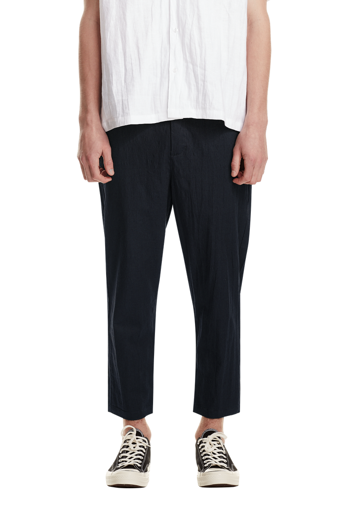 MEN'S CROP TROUSER, INK
