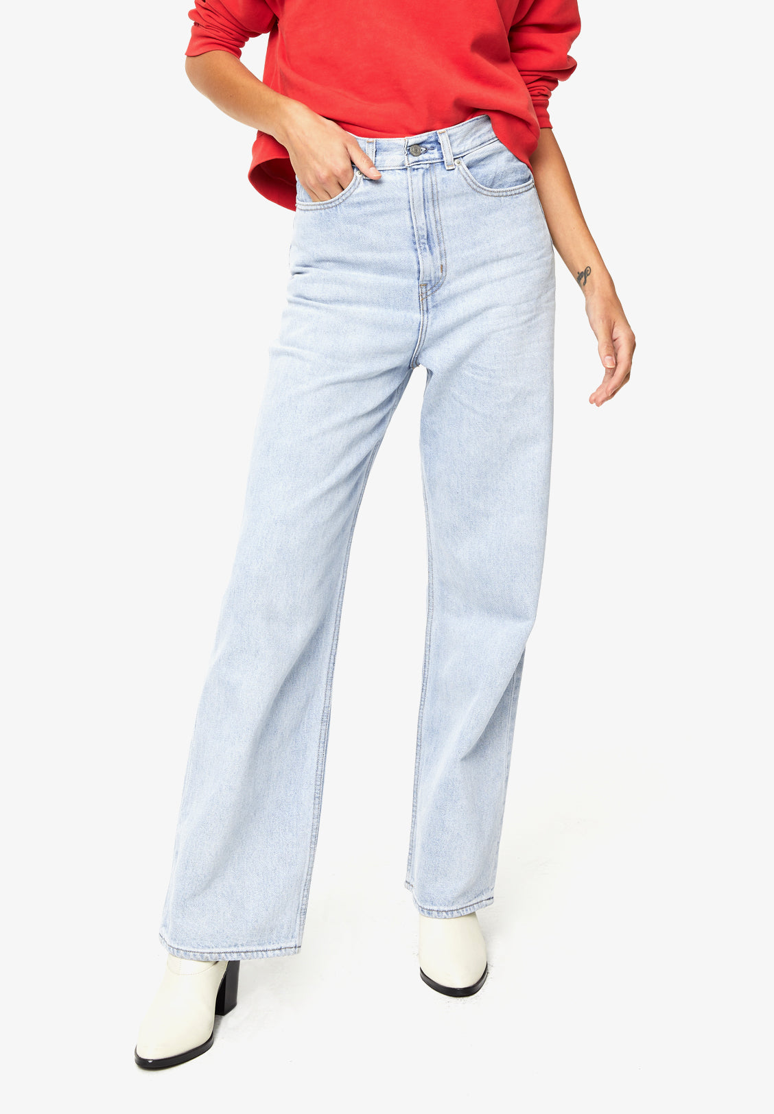 LEVI'S – WOMENS HIGH LOOSE, LOOSEY GOOSEY