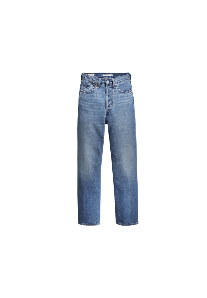 LEVI'S – WOMENS RIBCAGE STRAIGHT ANKLE, AT THE READY
