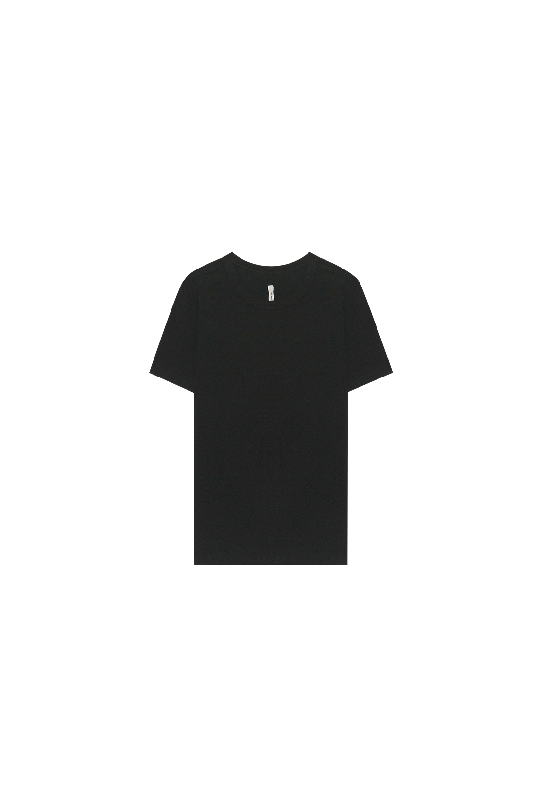 WOMENS BASE TEE, BLACK