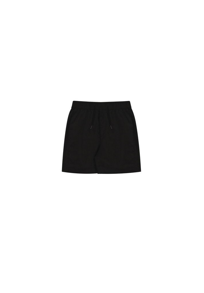 MEN'S BEACH SHORT, BLACK