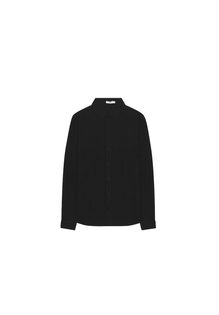 MEN'S CLASSIC SHIRT, BLACK