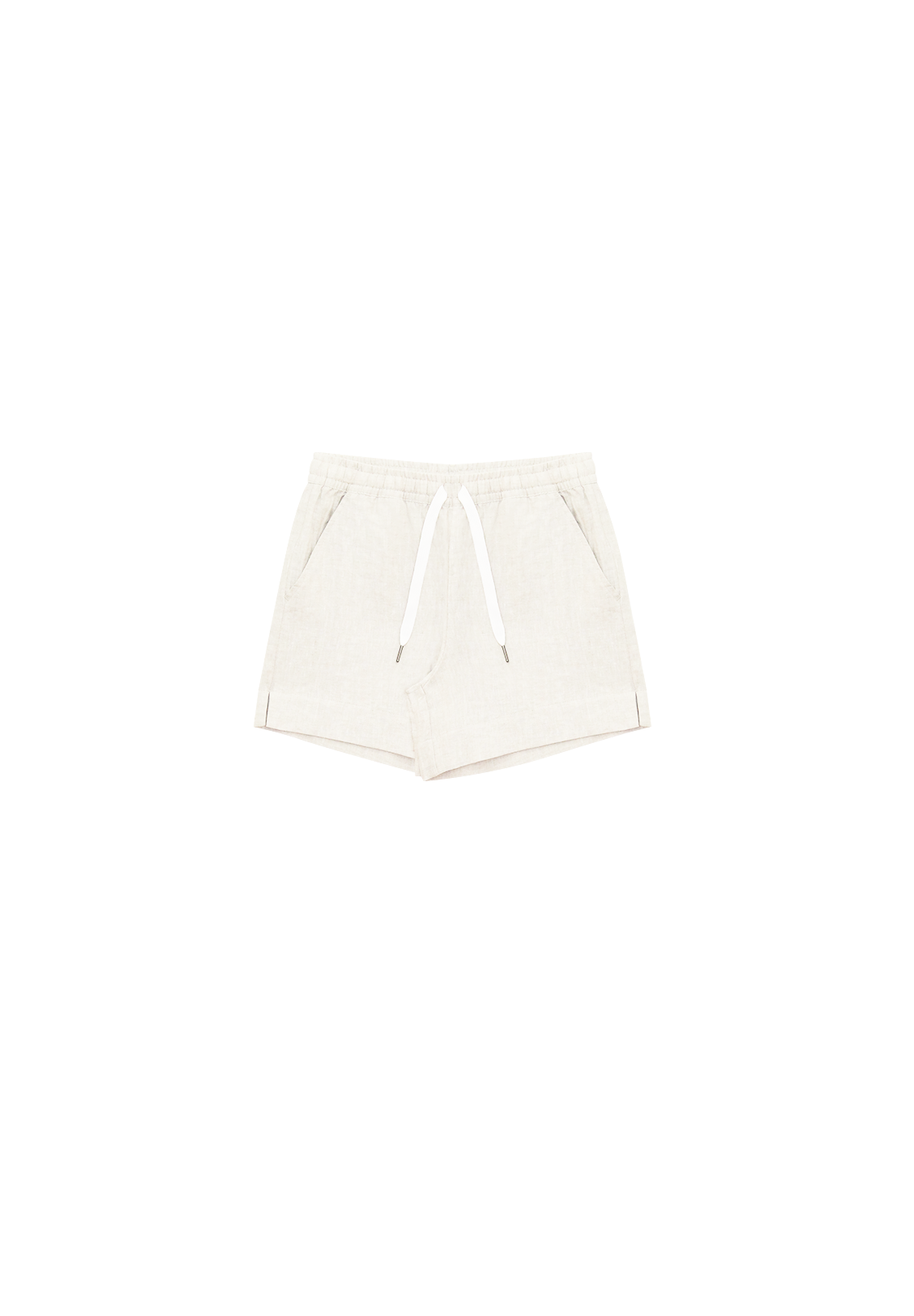 WOMENS BEACH SHORT, SAND