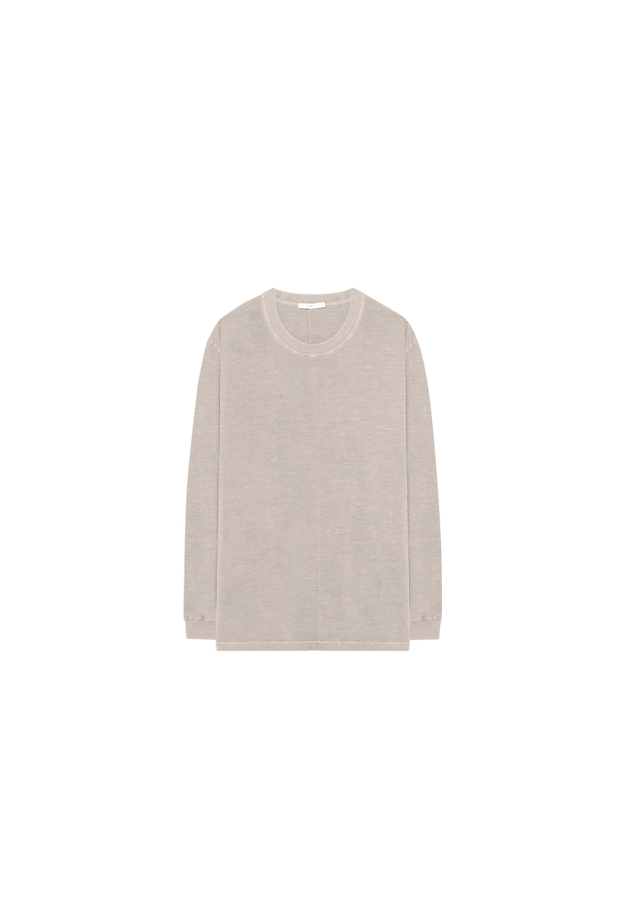 RELAXED LS TEE, VINTAGE PLASTER