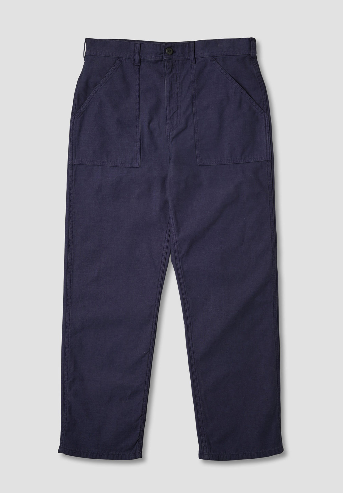 STAN RAY - FAT PANT, NAVY SATEEN