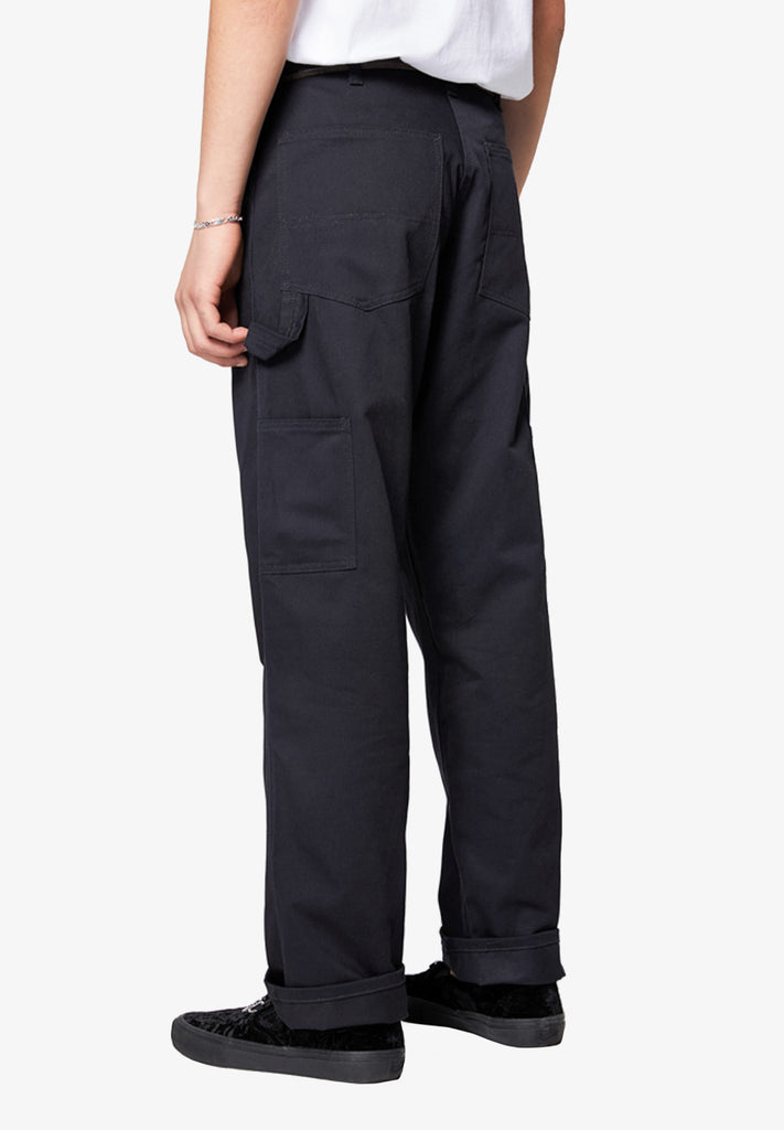 STAN RAY – OG PAINTER PANT, BLACK TWILL
