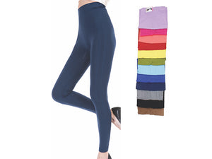 Wholesale Bulk Pack Women Seamless Textured High Waist Legging-GDP4250