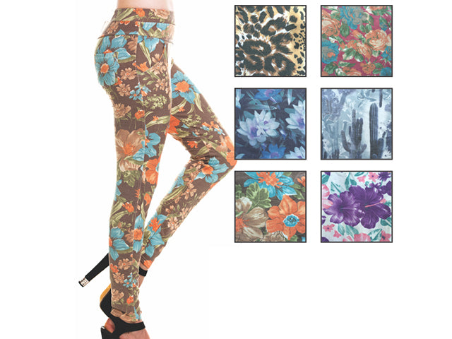 Wholesale Bulk Pack Women Seamless Textured High Waist Legging-GDP4238