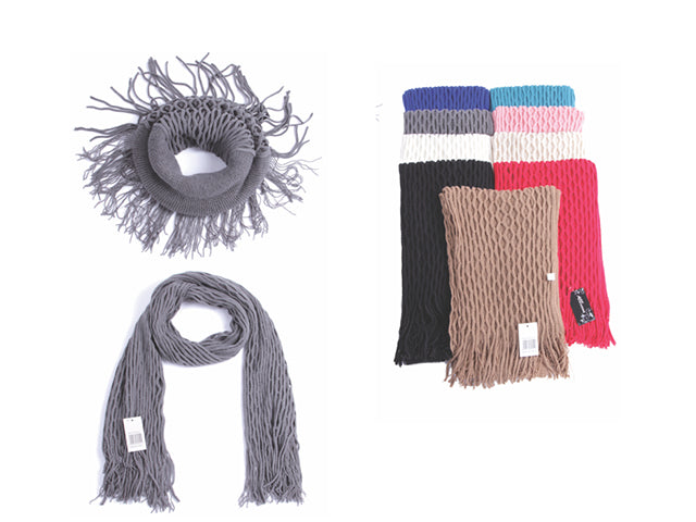 Wholesale Bulk Pack Scarf-GDP3924