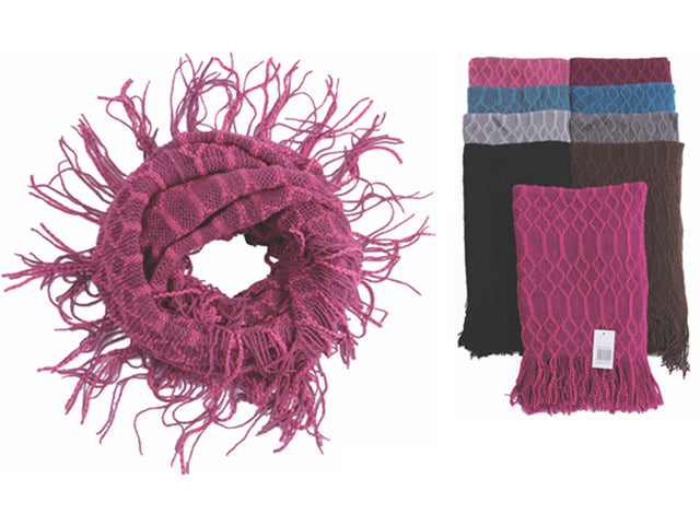 Wholesale Bulk Pack Scarf-GDP3909