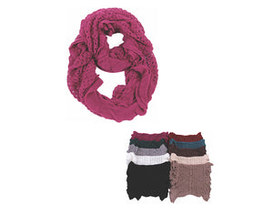 Wholesale Bulk Pack Scarf-GDP3885