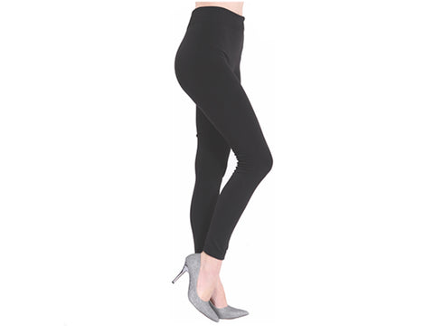 Wholesale Bulk Pack Fleece Lined Leggings-GDP4207