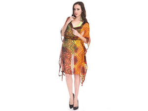 Wholesale Bulk Pack Chiffon Cover Up Assored Colors-GDP4649