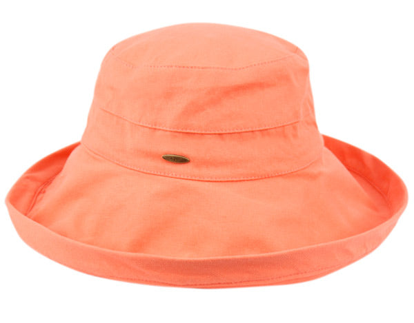 Wholesale Bulk Pack Cotton Canvas Sun Cloche Hats-GDP1310