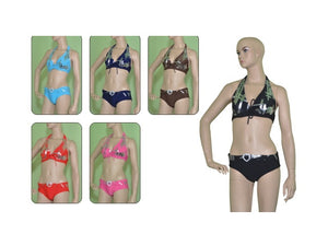 Wholesale Bulk Pack 2Pcs Swimsuit On Hanger-GDP612