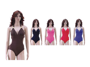 Wholesale Bulk Pack 1Pc Swimsuit On Hanger-GDP610