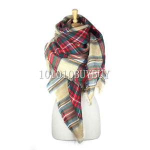 Wholesale Bulk Pack Blanket Scarf-GDP3731