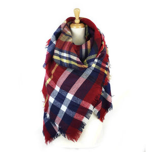 Wholesale Bulk Pack Blanket Scarf-GDP3727