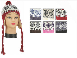 Wholesale Bulk Pack Kids Beanie Hat-GDP4039