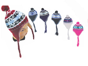 Wholesale Bulk Pack Kids Beanie Hat-GDP4033