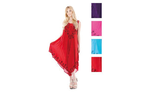 Wholesale Bulk Pack Rayon Dress-GDP4562