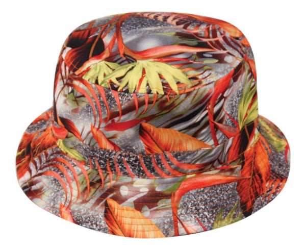 Wholesale Bulk Pack Leaf Reversible Bucket Hats-GDP402