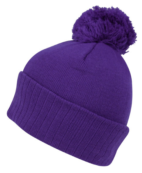 Wholesale Bulk Pack Beanies With Pompom-GDP2899