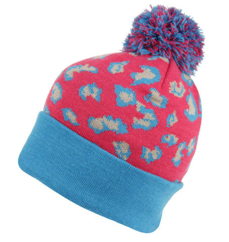 Wholesale Bulk Pack Pompolm Beanie Hats/Chicago-GDP2794