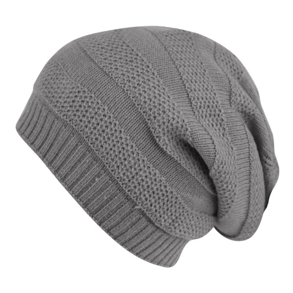 Wholesale Bulk Pack Knit Slouchy Beanies-GDP3133