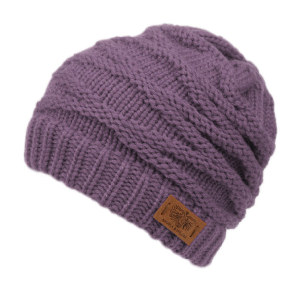 Wholesale Bulk Pack Criss Cross Pattern Knit Beanie-GDP2957