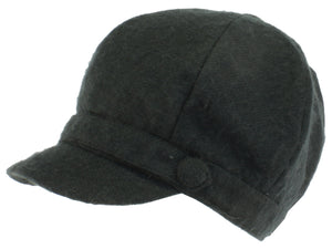 Wholesale Bulk Pack Plain Cabbie Hat-GDP2088
