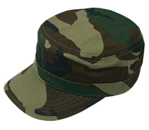 Wholesale Bulk Pack Fitted Army Military Cadet-GDP2247