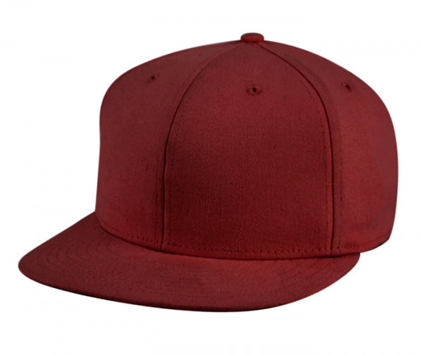 Wholesale Bulk Pack Cotton Flat Brim Stretch Fitted Cap-GDP2270