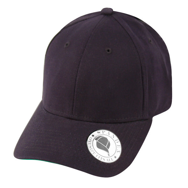 Wholesale Bulk Pack Cotton Curved Brim Stretch Fitted Cap GDCE006-GDP2652