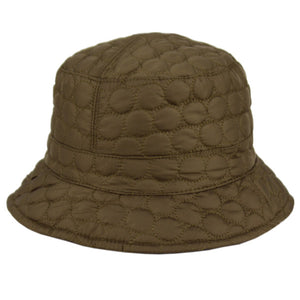 Wholesale Bulk Pack Quilted Stitch Bucket Hats-GDP365